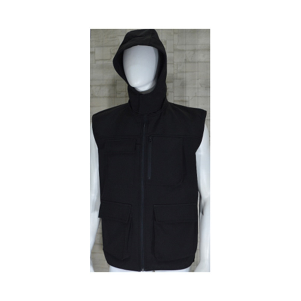 Soft Shell Sleeveless Body Warmer