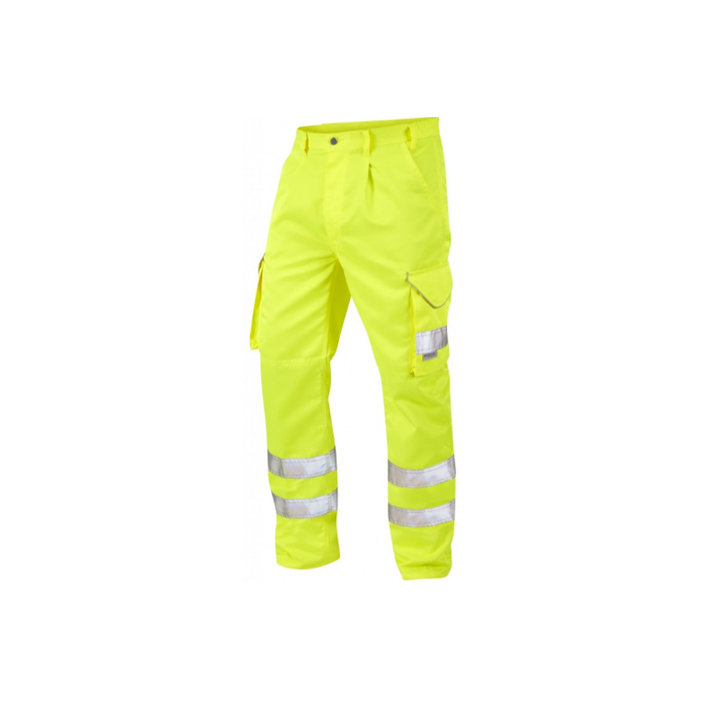 Multi Pocket Hi Viz Trouser